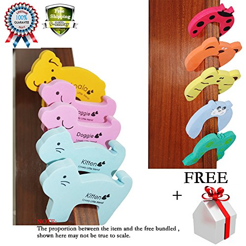 10-pcs-baby-kids-safety-door-stopper-cute-finger-pinch-guard-protector-cartoon-with-4-pcs-table-desk