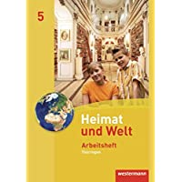 Heimat und Welt - Ausgabe 2011 für Thüringen: Arbeitsheft 5