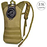 VBIGER Hydration Pack 3L Bladder Water Bag Great Hunting Climbing Running Hiking