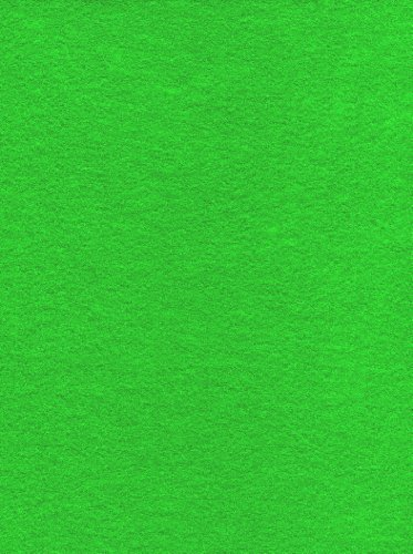 1-Bolt Kunin Classicfelt, 36-Inch by 20-Yard, Pirate Green by Kunin Felt