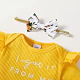 Newborn Baby Girl Clothes Romper Shorts Set Summer