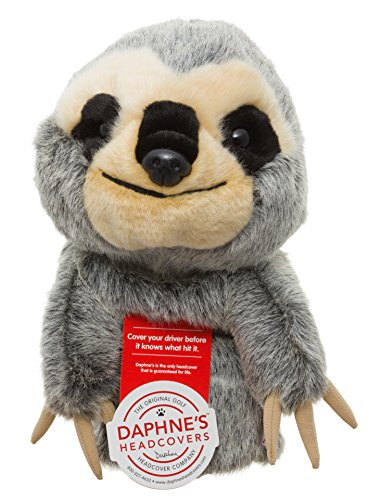 - Daphne's Headcovers Sloth Golf Headcover
