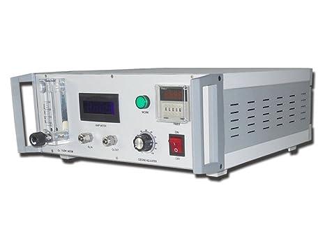 Amazon.com: KUNHEWUHUA 0.21 oz/h máquina de terapia de ozono ...