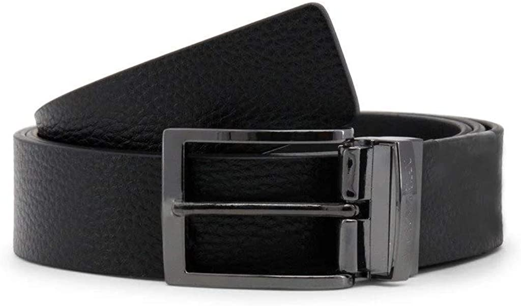 Armani Jeans Reversible Leather Belt
