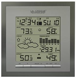LA CROSSE TECHNOLOGY LCRWS9049UITAL, Wireless Forecast Station (B003LYYATY) | Amazon Products