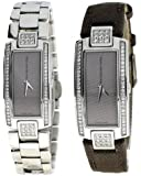 Raymond Weil Women's Quartz Watch with Grey Dial Analogue Display and Silver Stainless Steel Bracelet 1500-ST2-60000