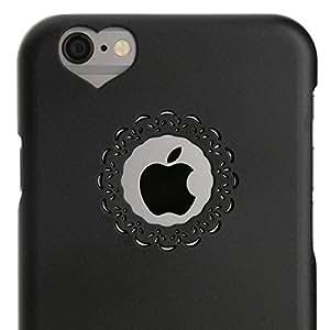 Funda de belleza coco para Apple iPhone 6 Negro
