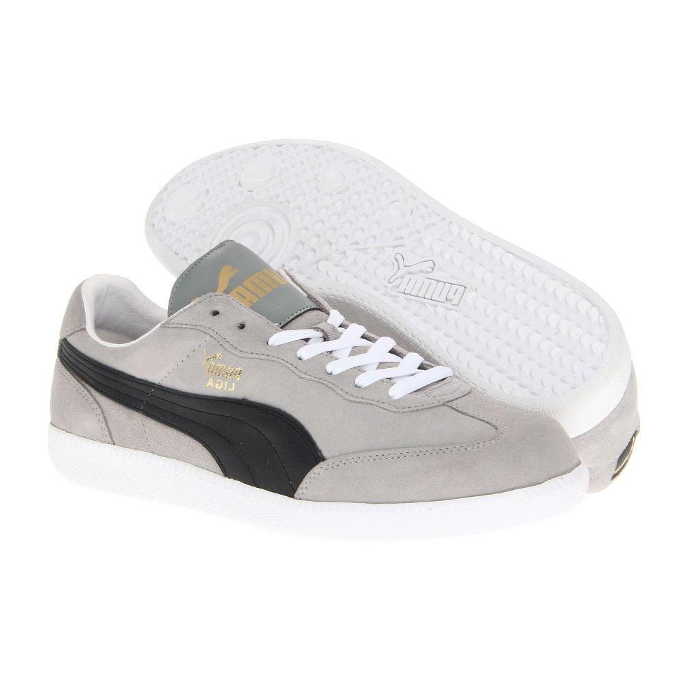 the latest 46b56 9ab5d Galleon - PUMA Unisex Liga Suede Classic Sneaker,Limestone ...