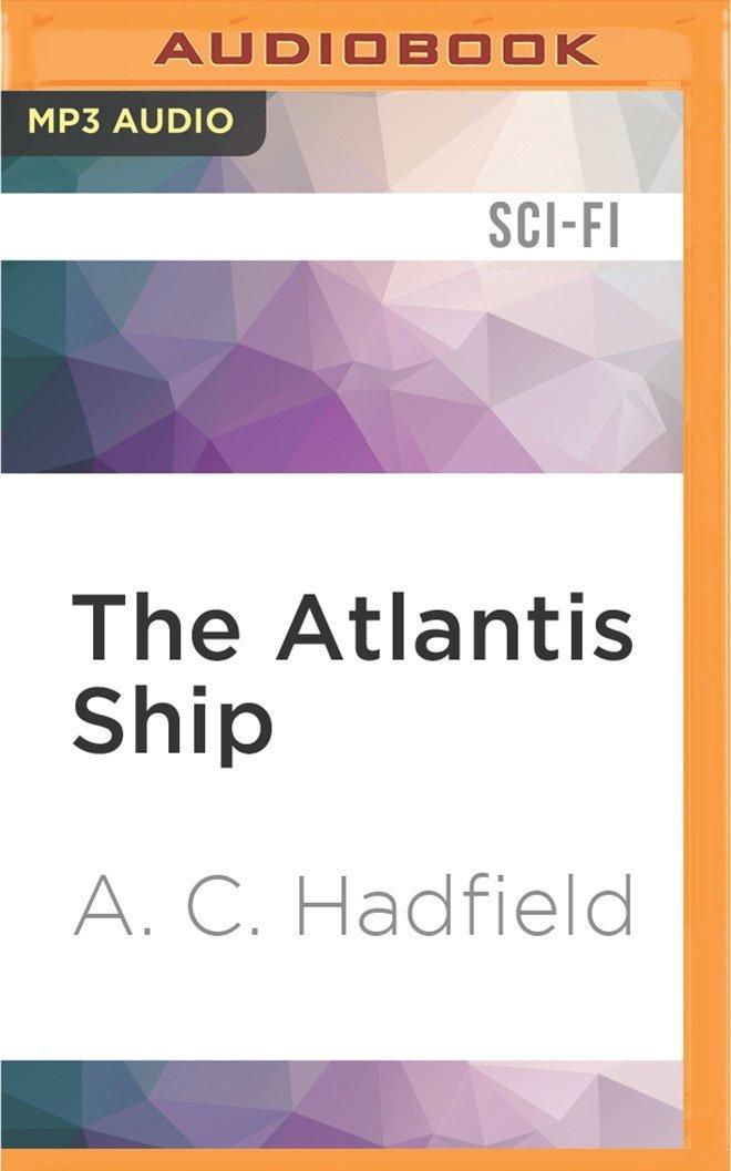 The Atlantis Ship (A Carson Mach Adventure) ebook