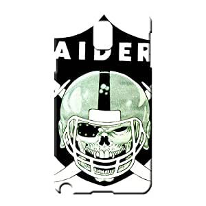 samsung note 3 Popular With Nice Appearance New Snap-on case cover phone carrying covers oakland raiders nfl football