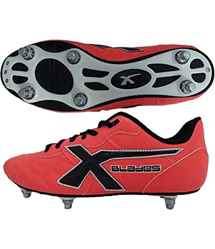 Xblades Legend Flash 6 Studs Sg Boots Adults by X3 BLADES