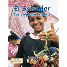 El Salvador - the people and culture