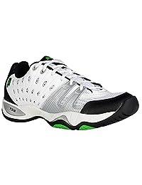 Prince T22 White/Black/Green Tennis Shoes