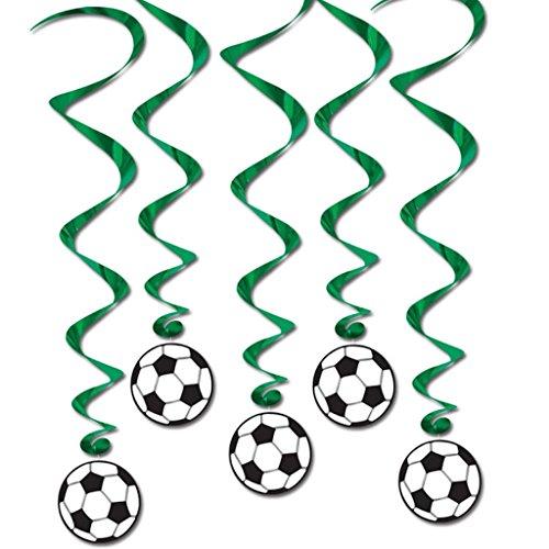 Soccer Cut Out Decoration - 5