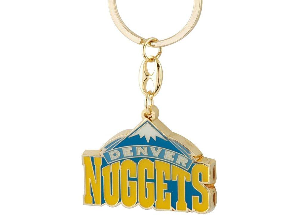 Denver Nuggets Keyring