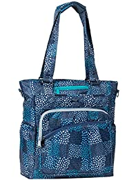 Women's Ace Tote, Confetti Blue Travel, One Size