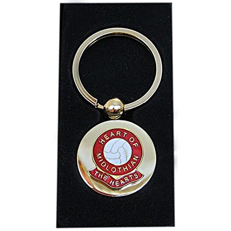 Amazon.com: Club de Fútbol keyrings-heart de Midlothian