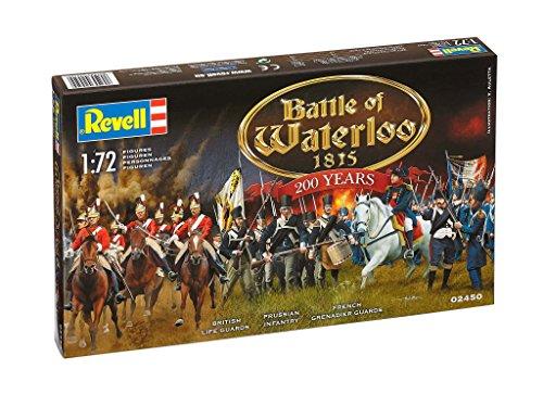 Revell 02450 Figure-Set 200 Year Battle Waterloo Model Kit
