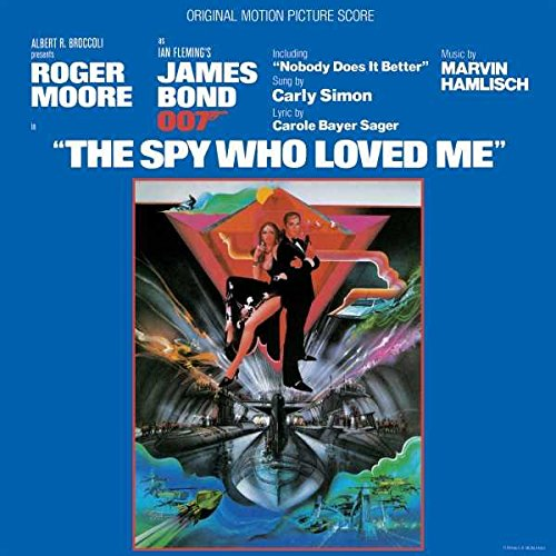The Spy Who Loved Me (James Bond Soundtrack) - Dallas Spy Shop