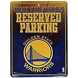 NBA Metal Parking Sign