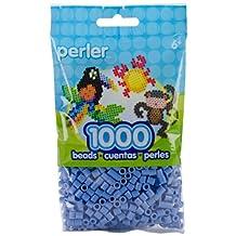 Perler Beads (1000 Pack), Periwinkle Blue