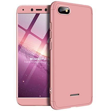 Amazon.com: AICEDA case Compatible with Xiaomi Redmi 6A ...