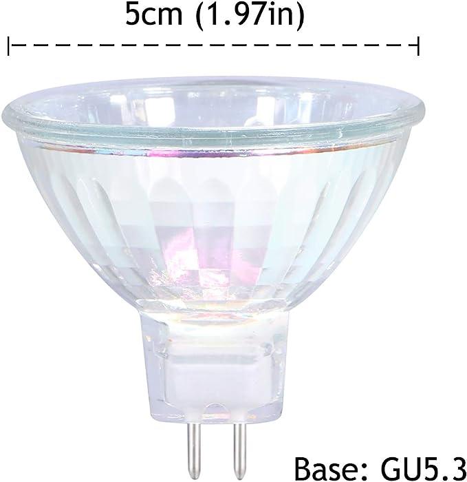 Hal/ógeno MR16 vidrio GMY GU5.3 35.00W 12.00V
