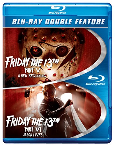 Friday the 13th Part V/Friday the 13th Part VI (BD) (DBFE) [Blu-ray]]()
