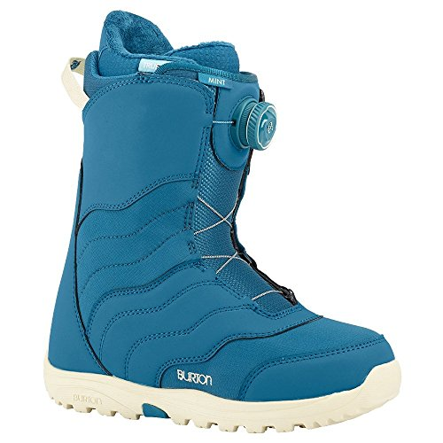 Burton Mint Boa Snowboard Boot 2018 - Women's Blue 7.5