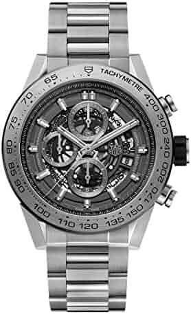 TAG Heuer Carrera Calibre HEUER 01 Chronograph 45mm Men's Watch CAR2A8A.BF0707