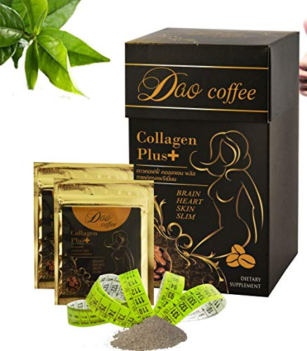 3 Boxs Dao Coffee Perfect Shape Diet Coffee Formula Resistance Low Fat Instant Weight Management Antiques