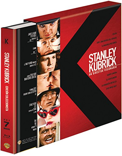 Pack Stanley Kubrick [Blu-ray]: Amazon.es: Adam Baldwin, Danny ...