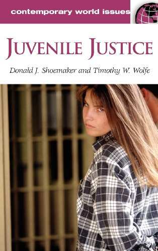 Juvenile Justice: A Reference Handbook (Contemporary World Issues)