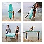 BATURU-SUP-BOARD-Gonfiabile-Stand-Up-Paddle-Board-Sup-Paddleboard-325-x-86-x-15-cm-pacchetto-iSUP-con-tutti-gli-accessori-Yoga-Aqua-325-x-86-x-15-cm