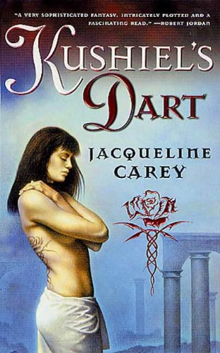 book cover of Kushiel\'s Dart