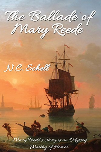 The Ballade of Mary Reede: Twilight of the Buccaneers PDF