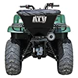 Buyers Products ATVS100 100-Pound 12-Volt Electric ATV Broadcast Spreader with Rain Cover