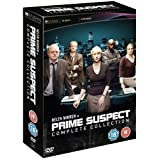 Prime Suspect: Complete Collection (Prime Suspect / Prime Suspect 2 / Prime Suspect 3 / Prime Suspect: The Lost Child / Prime Suspect: Inner Circles / Prime Susp...)[Region 2] by Helen Mirren