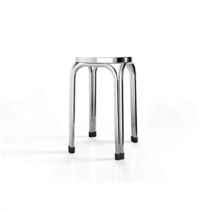 Tremendous Amazon Com Ycsd Pack Of 6 Stackable Stool Chair Heavy Caraccident5 Cool Chair Designs And Ideas Caraccident5Info