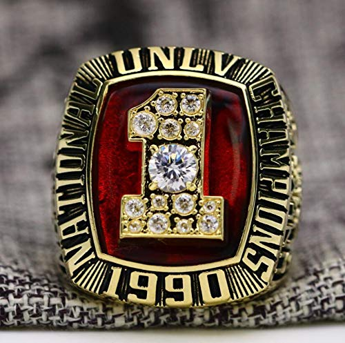 World Class Rings Special Edition UNLV Rebels College Basketball National Championship Ring (1990) - Premium Series