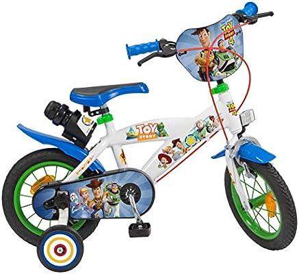 Bicicleta 12 Toy Story 4 Toimsa 782: Amazon.es: Juguetes y juegos