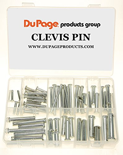 Dupage Products - Dpg Global Clevis Pin Ast - 12741 by DUPAGE PRODUCTS