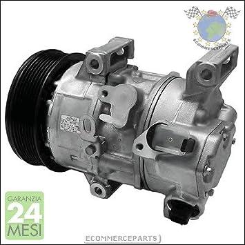 CE6 Compresor Aire Acondicionado SIDAT Toyota RAV 4 III Diesel: Amazon.es: Coche y moto