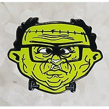 It's Always Sunny In Philadelphia Frank Frankenstein V2 Light Enamel Hat Pin Limited Edition Numbered(I.e. 1/101) Festival Pin Grateful Dead Pin Dab Pin Disney Pin