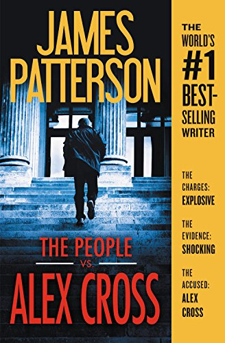 Book cover from The People vs. Alex Cross by James Patterson