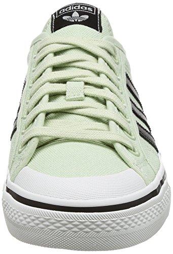 Casbla Unisexes verlin Vertes Baskets Adultes Negbas Nizza Adidas wqOP0tRx