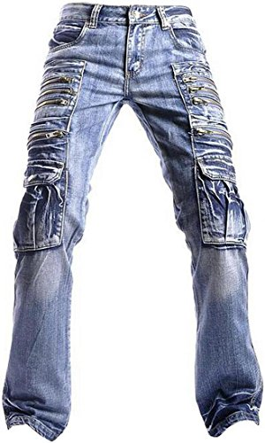 blue talla para 30W W36 Regular color Pantalones azul Blue J002 hombre J009 Jeansian q87Ugg