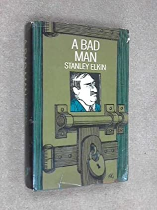 book cover of A Bad Man