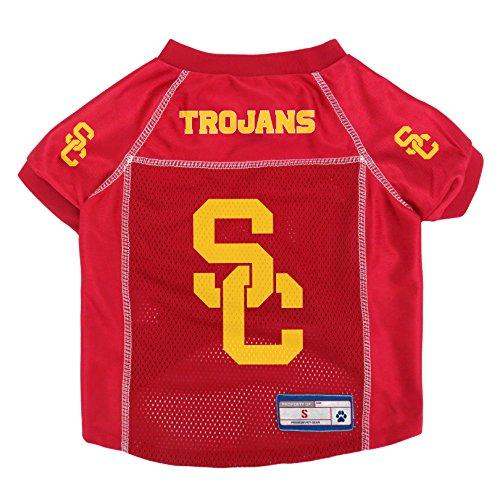 NCAA USC Trojans Pet Jersey, Small from Littlearth