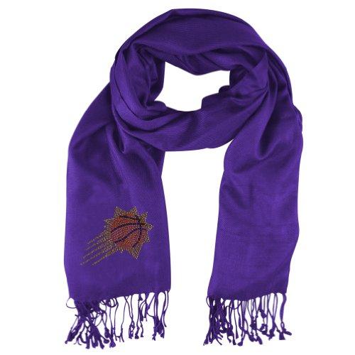 Phoenix Crystal Suns (NBA  Phoenix Suns Crystal Pashmina Fan Scarf)